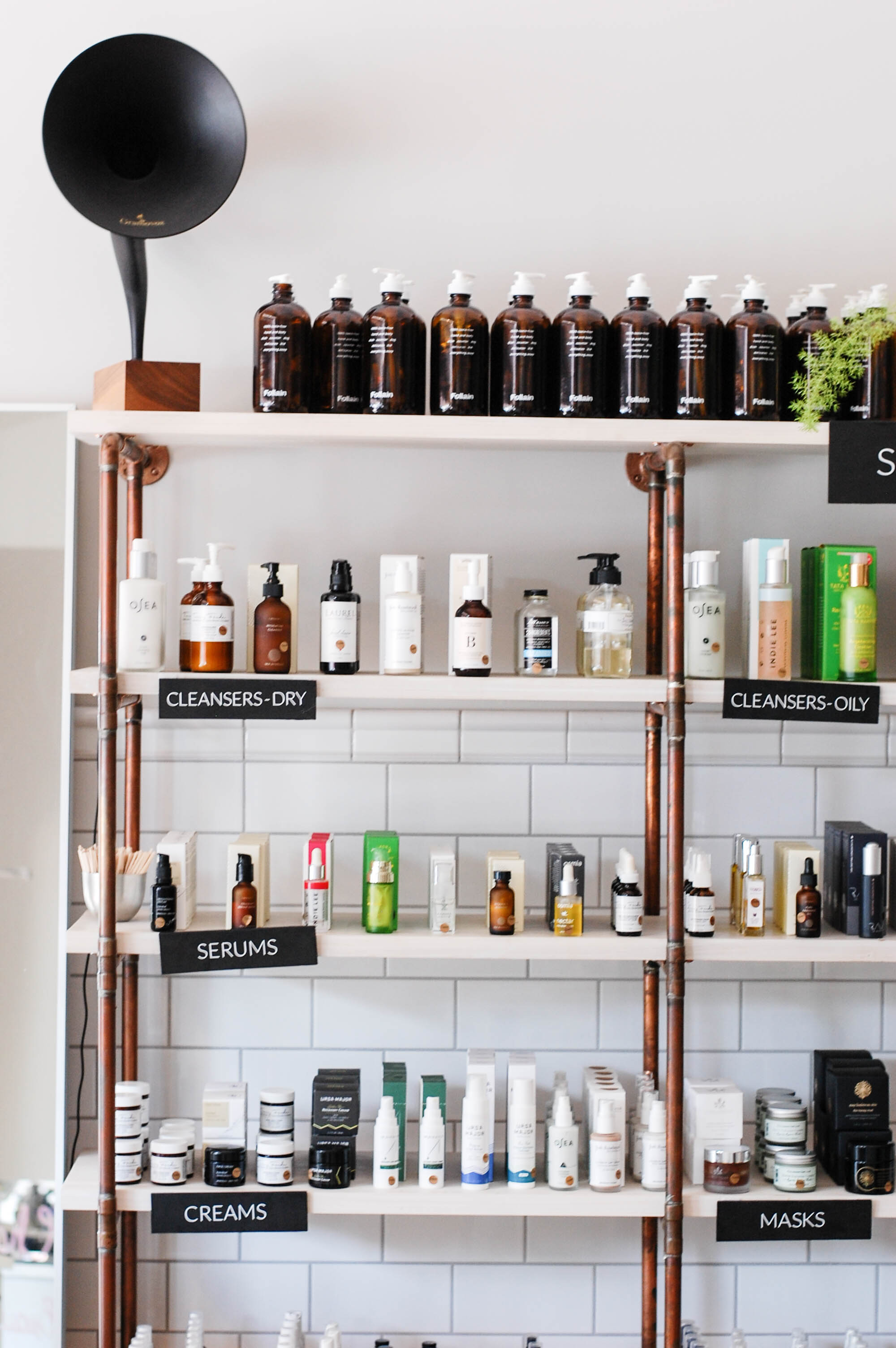 OSEA at Follian Boston is offering a skincare routine giveaway on Instagram