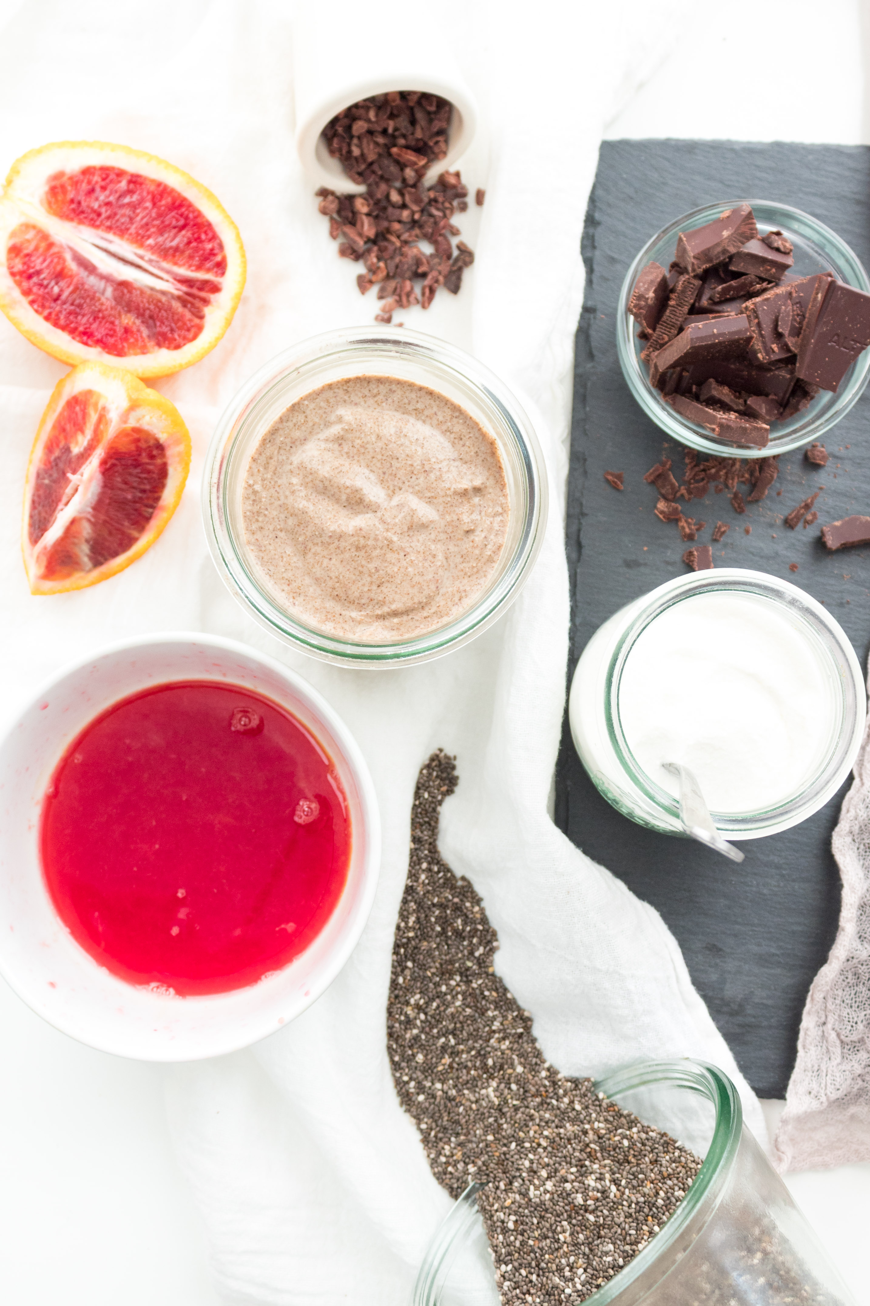 Kerri Axelrod SilverFern Brand Chia Pudding ingredients