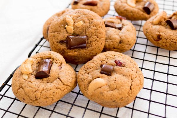 Kerri Axelrod Collagen Cookies with PRANA