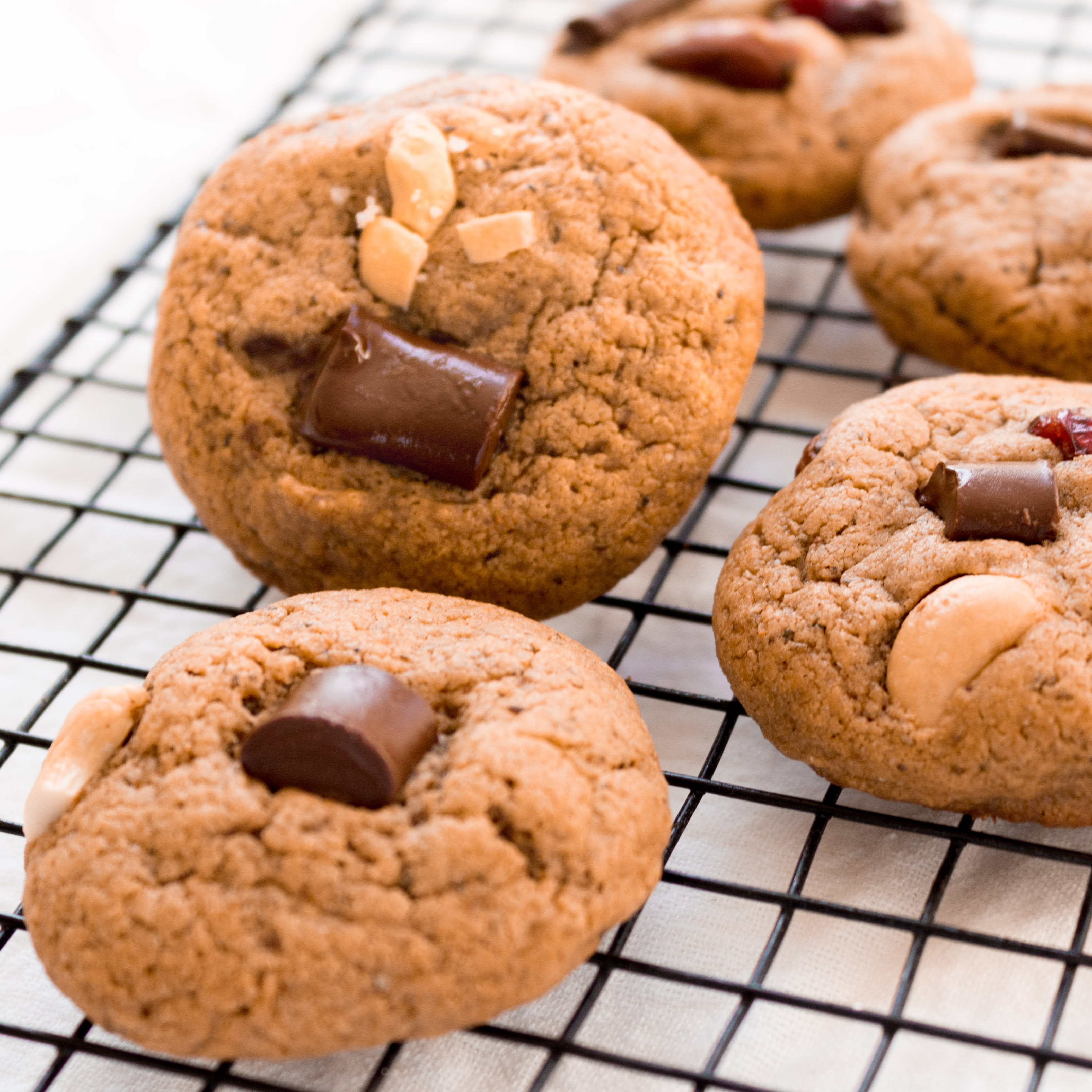 Kerri Axelrod Collagen Trail Mix Cookies