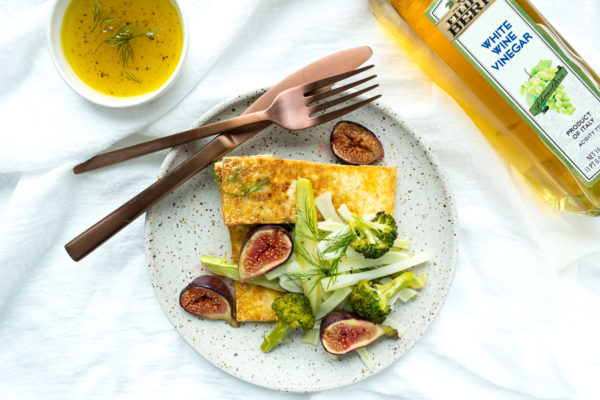 Summer Fennel Salad with Filippo Berio White Wine Vinegar
