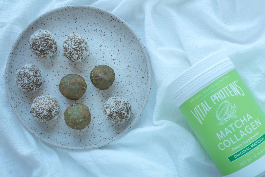 Kerri Axelrod Vital Proteins Matcha Recipe