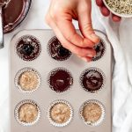 Omega-3 rich walnut butter cup recipe