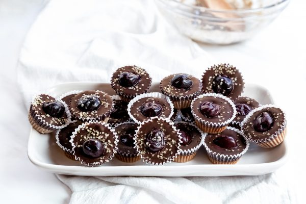 omega-3 walnut butter cups to boost mood