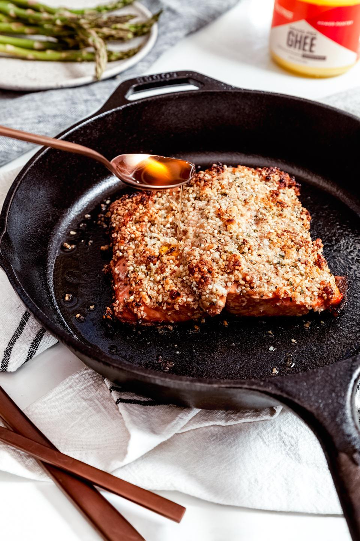 Omega 3 salmon Recipe