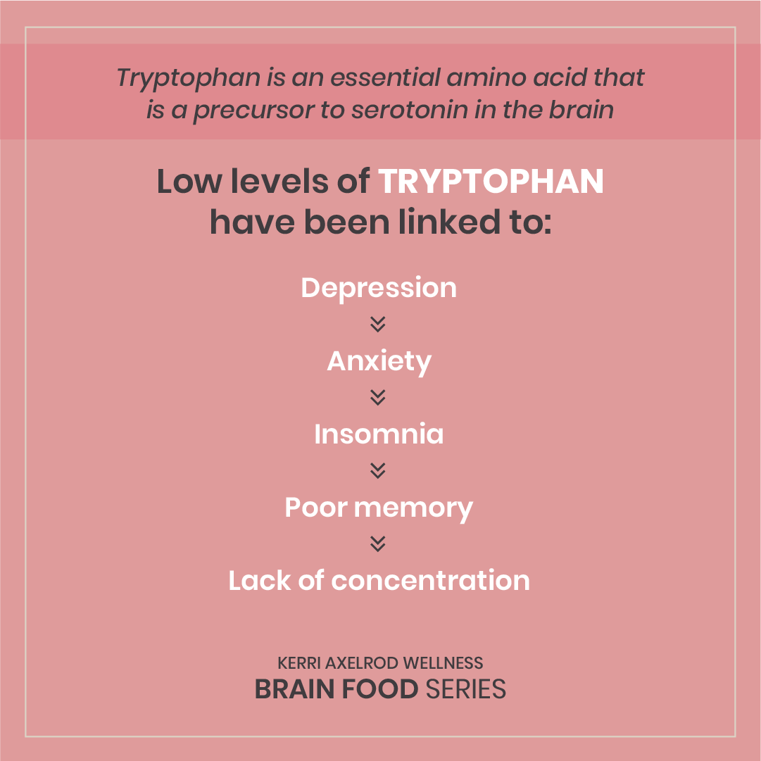 mental health tryptophan